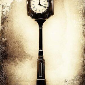 Stillwater, OK Courthouse Clock
