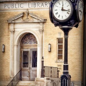 Stillwater, OK Historic Library