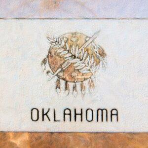 State of Oklahoma Shield